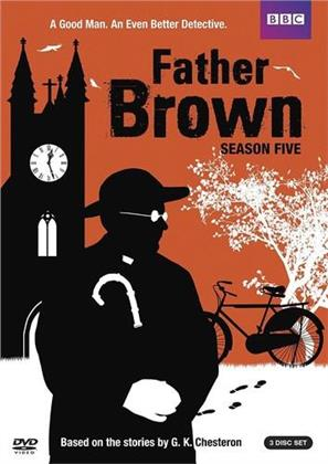 Father Brown - Season 5 (BBC, 3 DVD)