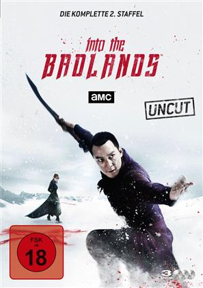 Into The Badlands - Staffel 2 (Uncut, 3 DVDs)