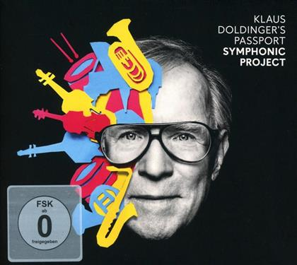 Doldinger Klaus & Passport - Symphonic Project (50th Anniversary Deluxe Edition, Deluxe Edition, CD + DVD)