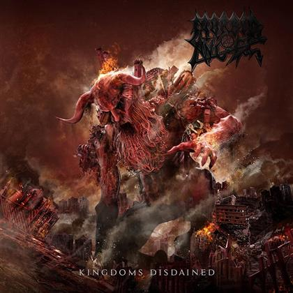 "Morbid Angel - Kingdoms Disdained - (Inkl. Slipmat) (Leatherbook, Deluxe Edition, 6 7"" Singles + CD)"