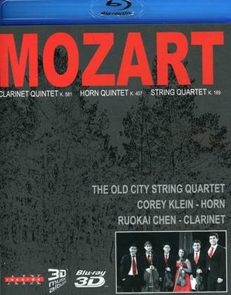 Old City String Quartet - Mozart / Old City String Quartet / Klein / Chen - Clarinet Horn String Quartets