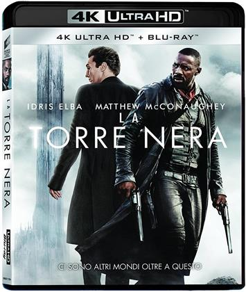 La torre nera (2017) (4K Ultra HD + Blu-ray)