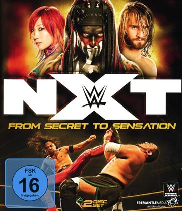 WWE: NXT - From Secret to Sensation (2 Blu-rays)