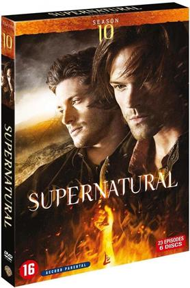 Supernatural - Saison 10 (6 DVDs)
