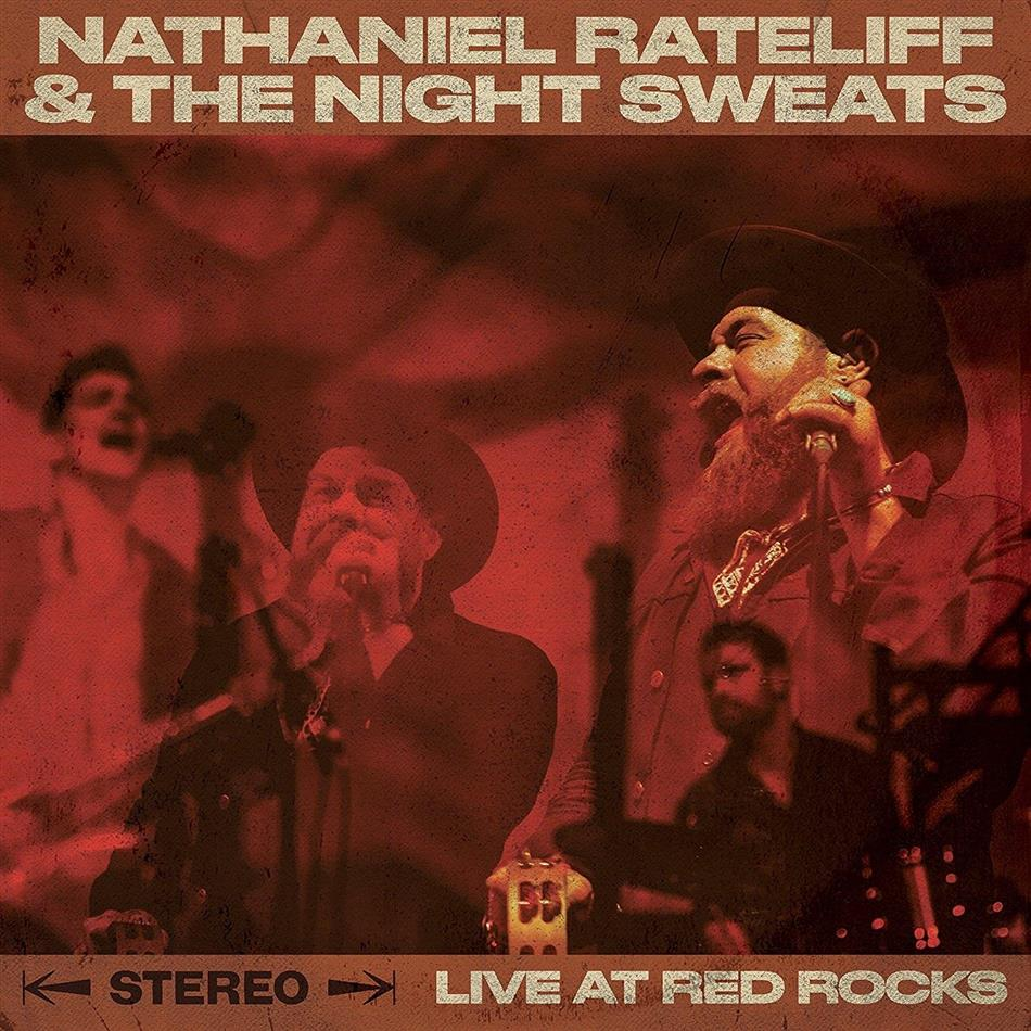 Nathaniel Rateliff & The Night Sweats - Live At Red Rocks (LP)