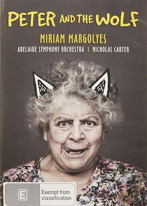 Adelaide Symphony Orchestra, Nicholas Carter & Miriam Margolyes - Prokofiev - Peter and the Wolf