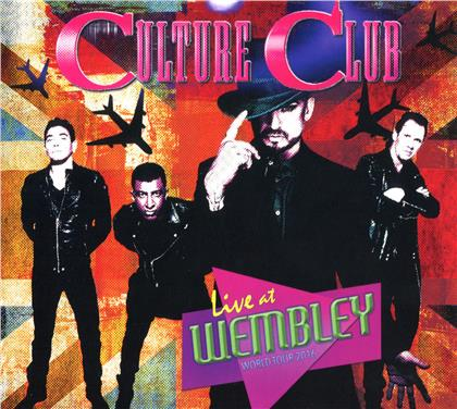 Culture Club - Live at Wembley - Deluxe Edition (+ DVD) (+CD)