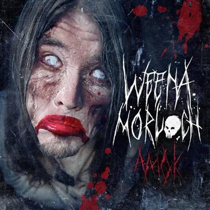 Weena Morloch - Amok (Limited Edition, Clear Vinyl, LP)