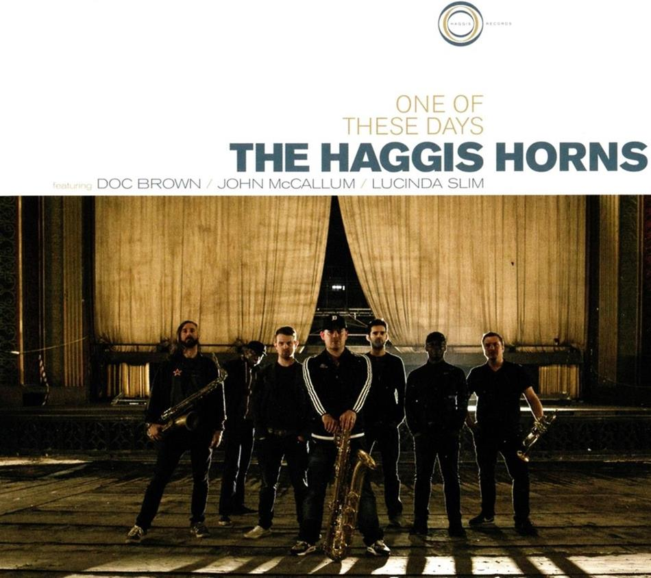 The Haggis Horns - One Of These Days