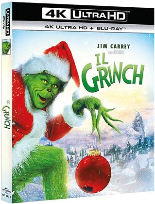 Il Grinch (2000) (4K Ultra HD + Blu-ray)