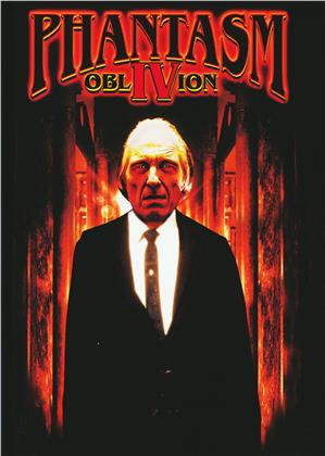 Phantasm 4 - Oblivion (1998) (Cover A, Limited Edition, Mediabook, Uncut, Blu-ray + DVD)