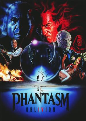 Phantasm 4 - Oblivion (1998) (Cover C, Limited Edition, Mediabook, Uncut, Blu-ray + DVD)