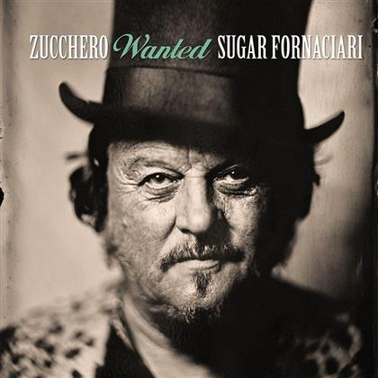 "Zucchero - Wanted - The Best Collection (Super Deluxe Edition, 10 CDs + DVD + 7"" Single)"