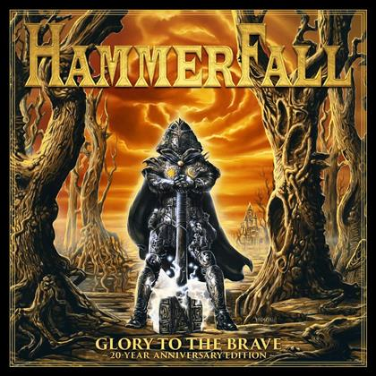 Hammerfall - Glory To The Brave (20 Year Anniversary Edition, 2 CDs + DVD)