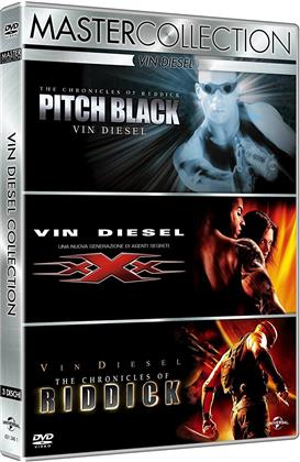 Vin Diesel Collection (Master Collection, 3 DVD)