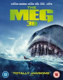 The Meg (2018) (Blu-ray 3D + Blu-ray)