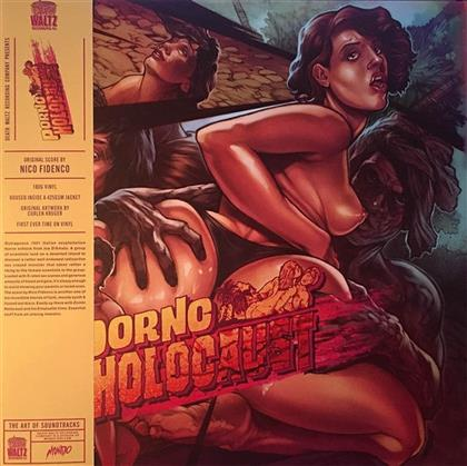 Nico Fidenco - Porno Holocaust - OST (Limited Edition, LP)