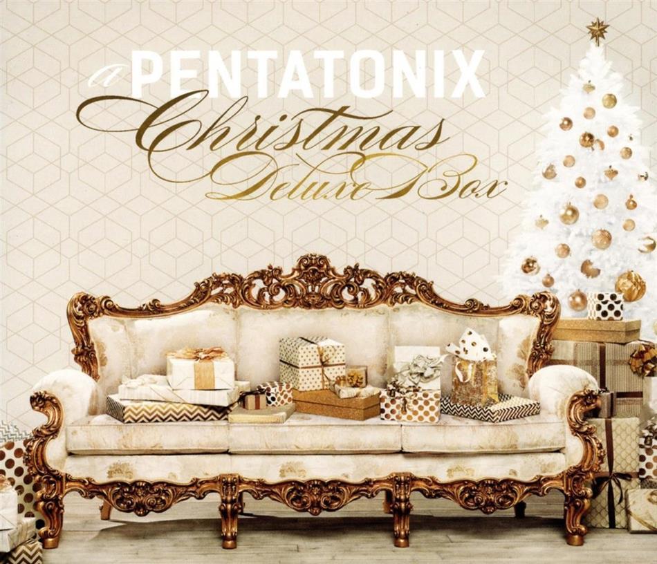 A Pentatonix Christmas Deluxe Von Pentatonix Cede Ch