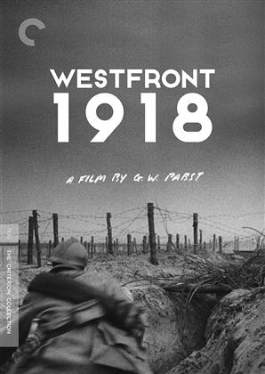 Westfront 1918 (1930) (s/w, Criterion Collection)