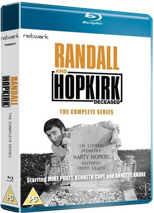 Randall And Hopkirk (Deceased) - The Complete Series (s/w, 6 Blu-rays)