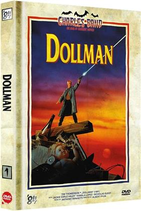 Dollman (1991) (Charles Band Collection, Limited Edition, Mediabook, Uncut)