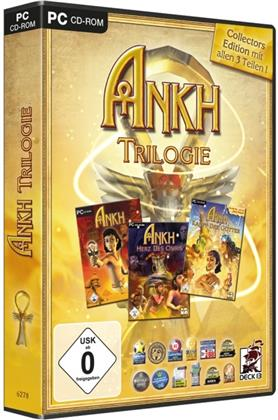 Ankh Trilogie - Collectors Edition (Collectors Edition, Collector's Edition)