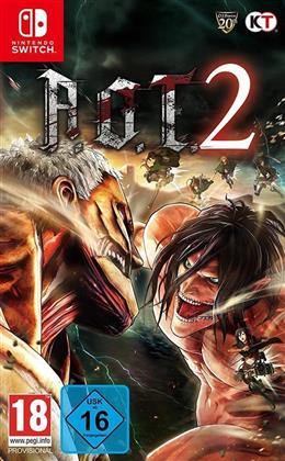 Attack on Titan 2 - (A.O.T. 2)