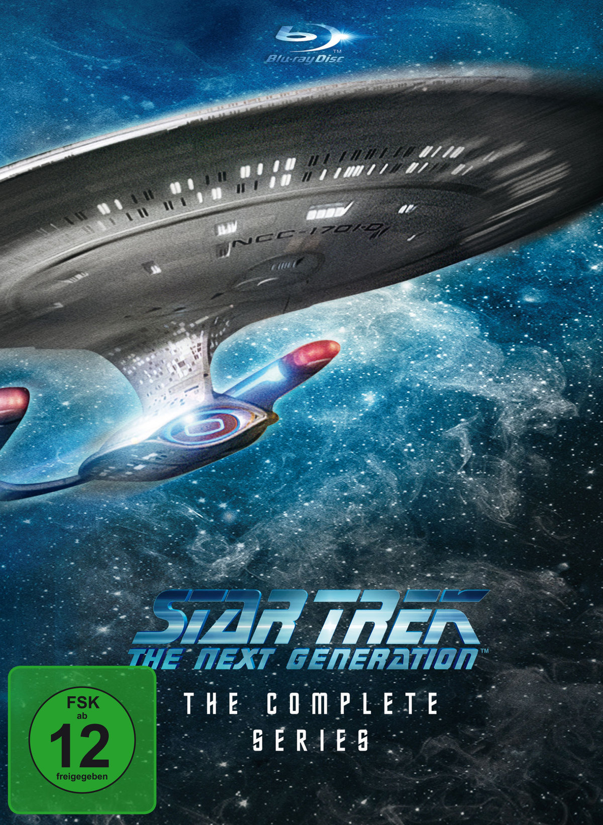 Star Trek - The Next Generation - The Complete Series (41 Blu-rays)