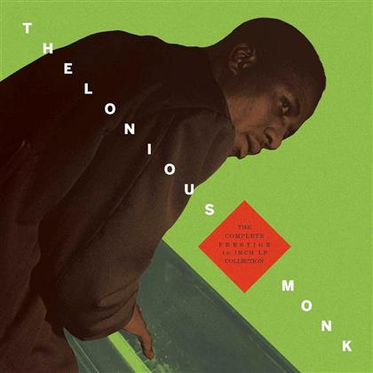 "Thelonious Monk - Complete Prestige Collection (5 10"" Maxis)"