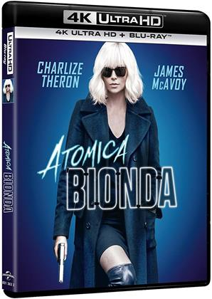 Atomica Bionda (2017) (4K Ultra HD + Blu-ray)