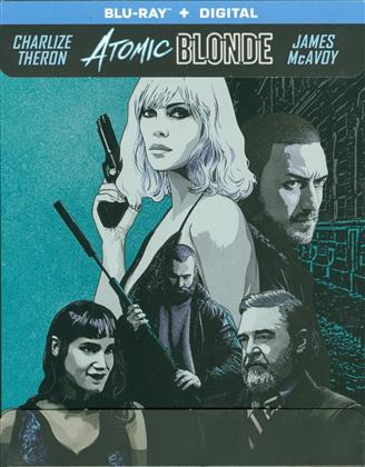 Atomic Blonde (2017) (Steelbook)