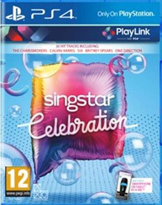 SingStar Celebration (Playlink) (Austria Edition)