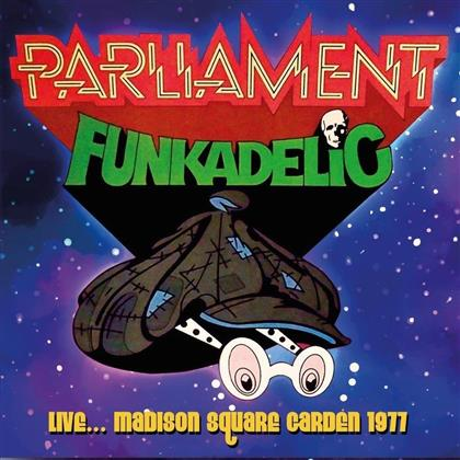 Parliament & Funkadelic - Live - Madison Square Garden (Limited Edition, LP)