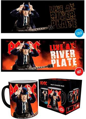 AC/DC: Live - Heat Changing Mug [300ml]