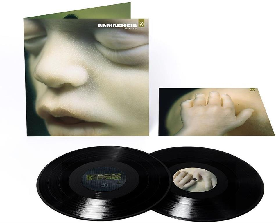 Rammstein - Mutter (Gatefold, Remastered, 2 LPs)