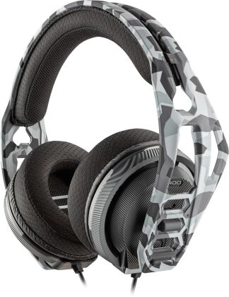 RIG 400HS Stereo Gaming Headset - camo [PS4/PC/Mac/Android]