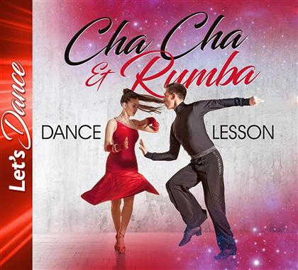 Cha Cha & Rumba Dance Lesson (CD + DVD)