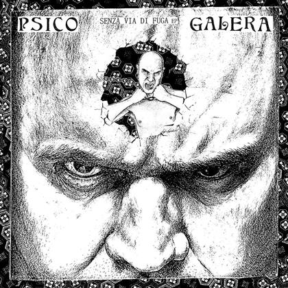 "Psico Galera - Senza Via De Fuga (7"" Single)"