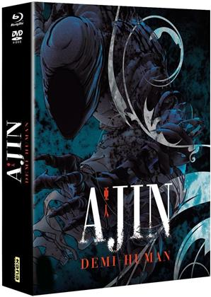 Ajin: Demi-Human - Saison 1 (Collector's Edition, Limited Edition, 2 Blu-rays + 3 DVDs)