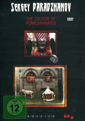 The Colour of Pomegranates (1969)