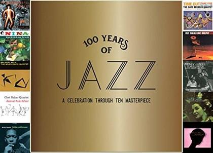 100 Years Of Jazz - A Celebration Trough 10 Masterpieces