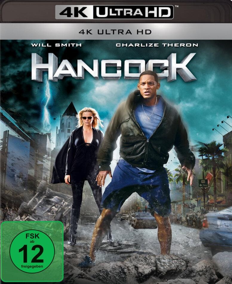 Hancock (4K Ultra HD)