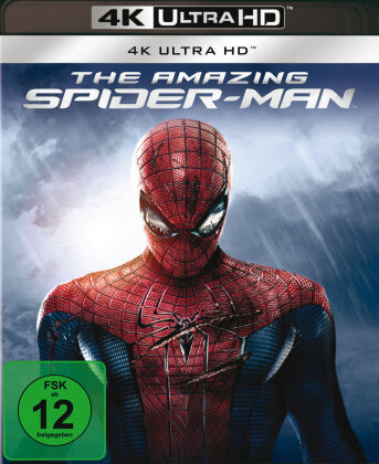 The Amazing Spider-Man (2012) (4K Ultra HD + Blu-ray)
