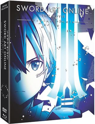 Sword Art Online - The Movie - Ordinal Scale (2017) (Collector's Edition, Blu-ray + DVD)