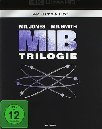 Men in Black 1-3 - Trilogie (3 4K Ultra HDs)