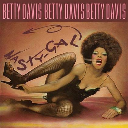 Betty Davis - Nasty Gal (2017 Reissue, Gatefold, Remastered, LP)