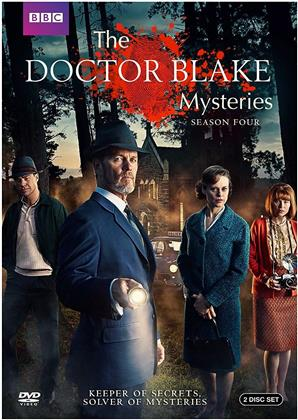 The Doctor Blake Mysteries - Season Four (BBC, 2 DVD)