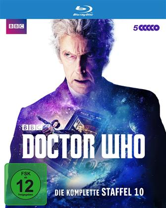 Doctor Who - Staffel 10 (BBC, 5 Blu-rays)
