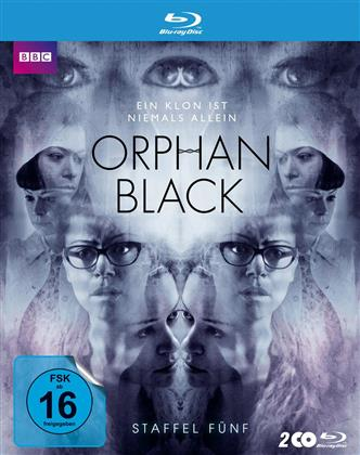 Orphan Black - Staffel 5 (BBC, 2 Blu-ray)