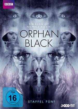 Orphan Black - Staffel 5 (BBC, 3 DVDs)